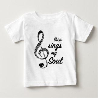 Camisetas Canta então minha alma