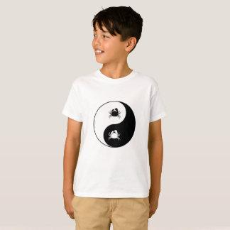 Camisetas Caranguejos de Yin Yang