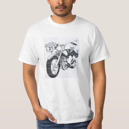 Camisetas Caveira do Rock