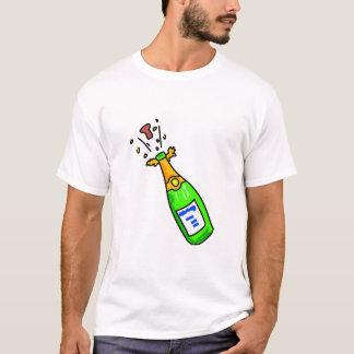 Camisetas champanhe