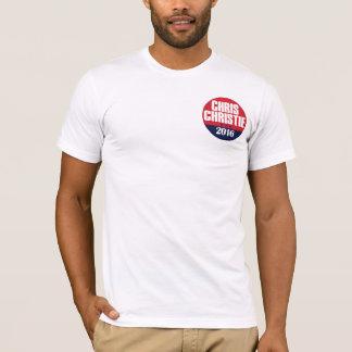 Camisetas Chris Christie 2016