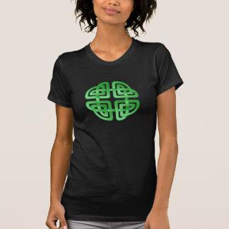 Camisetas circular-céltico-nó