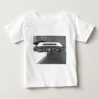 Camisetas Close up da banda magnética da cassete áudio do