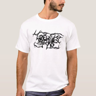 Camisetas Como lobos nas gargantas