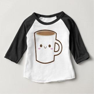 Camisetas Copo de café feliz