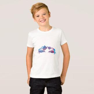Camisetas Crabs a arte