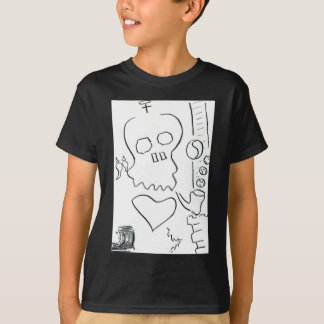 Camisetas Crânio de Bob Dobbs
