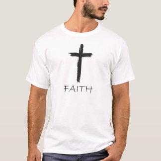 Camisetas Cruz da fé