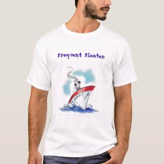 Camisetas cruzeiro ship1, vagabundo freqüente