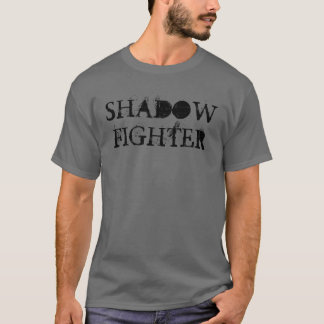 "Camisetas Da ""t-shirt do lutador sombra"""