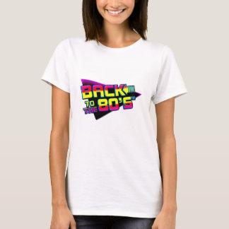 Camisetas De volta ao anos 80