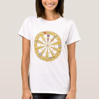 Camisetas Design muito engraçado do smiley