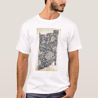 Camisetas Design para o chintz de Avon, c.1886