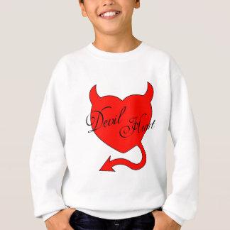 Camisetas Diabo do coração