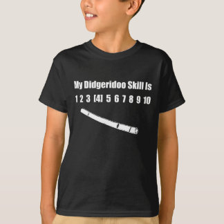 Camisetas Didgeridoo