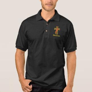 Camisetas do diácono