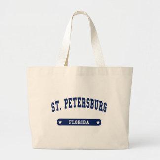 Camisetas do estilo da faculdade de Florida Bolsa