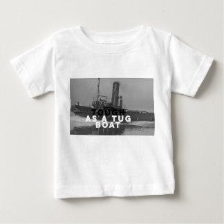 Camisetas do t-shirt do jérsei do bebê resistentes