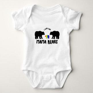 Camisetas Dois Mama Carregamento
