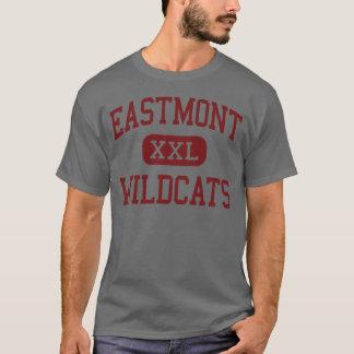 Camisetas Eastmont - Wildcats - alto - Wenatchee do leste