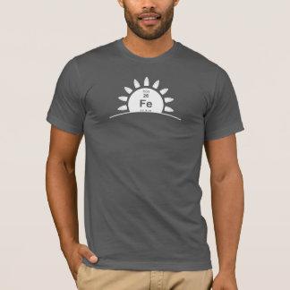 Camisetas Elevação do ferro