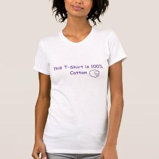 Camisetas engraçadas 100% do algodão