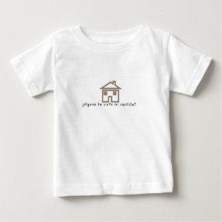 Camisetas Espanhol-Castelo