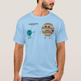 Camisetas Espinha do espaço