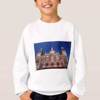 Camisetas Estação da central de Amsterdão