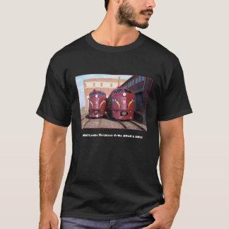 Camisetas Estrada de ferro E-8a de Pensilvânia, s (JTFS)
