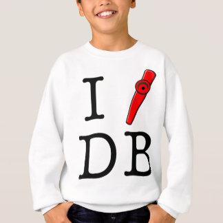 Camisetas Eu amo o BD