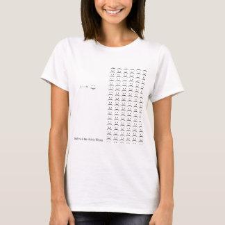 Camisetas exército