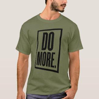 Camisetas Faça mais