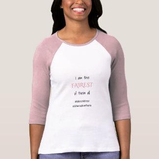 Camisetas Fatos engraçados do alternativo do hashtag da