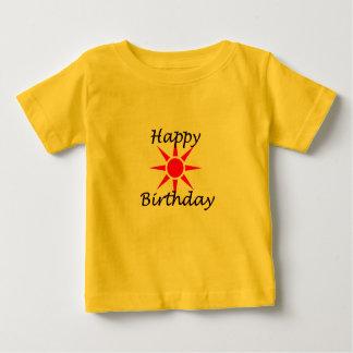 Camisetas Feliz aniversario