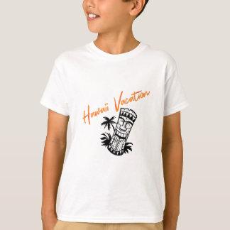 Camisetas Férias de Havaí