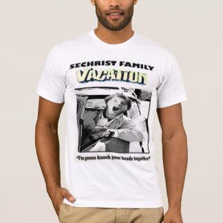 Camisetas Férias de Sechrist