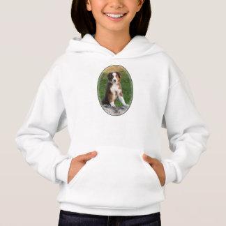 Camisetas Filhote de cachorro australiano bonito do cão de
