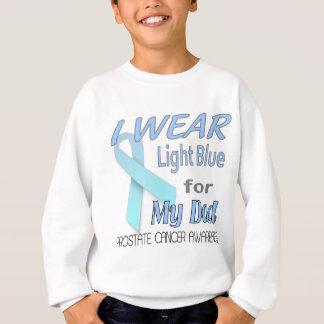 Camisetas Fita da consciência do cancer de Postate para o