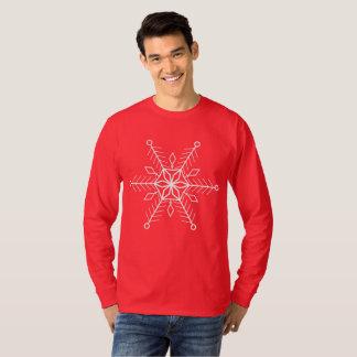 Camisetas Floco de neve