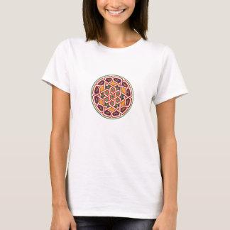 Camisetas Flor do Fractal