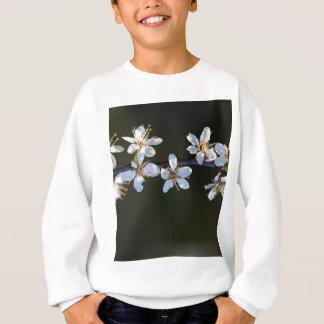Camisetas Flores de um arbusto da ameixoeira-brava