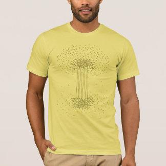 Camisetas floresta