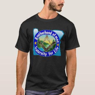 Camisetas Fraternidade da alvenaria de Oregon