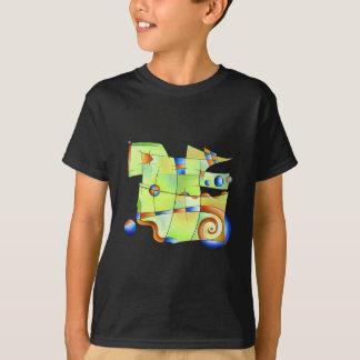 Camisetas Frenesia - mundo louco sem traseiro