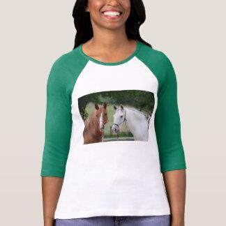 Camisetas Fundo da natureza do destino da fazenda do rancho