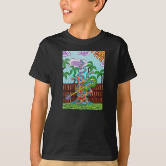 Camisetas Gatinho do balancim