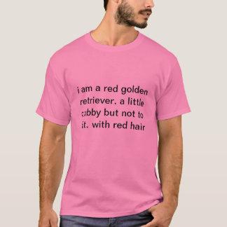Camisetas Golden retriever do Cubby