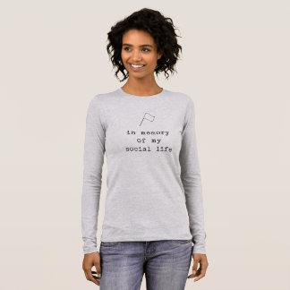 Camisetas Guarda de cor: na memória de minha vida social