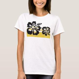 Camisetas hibiscus